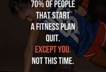 Fitness motivation and ideas