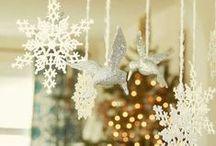 Winter Decor / Winter decorating ideas.