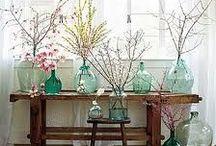 Spring Decor / Spring decorating ideas.