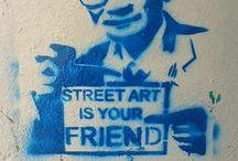 Street Art / Urban Art & Graffiti at its finest form
