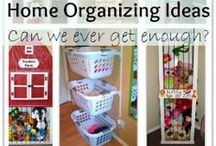 Clean & Organized / Cleaning and organization tips to keep your home in order.