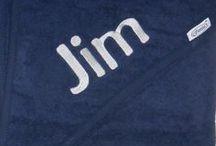 Baby badcape borduren / Badcape borduren, babycape omslagdoek machinaal borduren met naam logo of tekst.