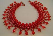 Dorabead - My beadworks / Beaded jewelry by Dorottya Madarász