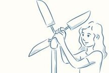 Kiddos for Wind Energy / Resources and websites to help teach the kids about wind energy.
