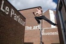 Free Flow / Freerunning and Parkour at its finest, purest and fluid form. Feel Free, Feel the Flow!