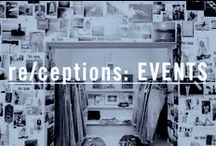re/ceptions: EVENTS / In- Store Events