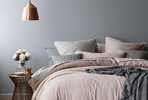 Bedroom / #bedroom #schlafzimmer #bed #interior #design #decoration