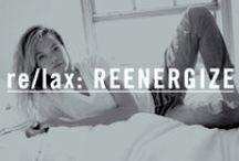 re/lax: REENERGIZE