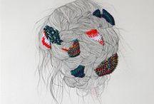 art and crochet