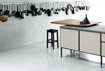 Kitchen / #kitchen #kilim #rug #interior #decoration #interiør