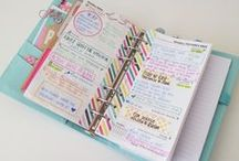 Get organized with your Filofax!