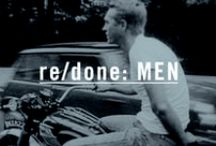 re/done: MEN / Re/Done Men
