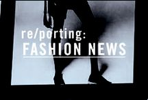 re/porting: FASHION NEWS / Up To Date Fashion News