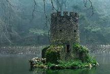 MAGIC - Black / Magic: The Gathering - Black Lands, Spells, Creatures ... etc.