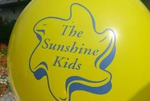 Giving Back / Two causes close to our hearts, Sunshine Kids and Move For Hunger