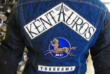 Kentauros MC Yokohama - ケンタウロス MC 横浜 / 1st Outlaw MC in Japan