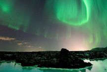 [Aurora Borealis] / [Northen Lights]