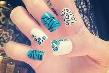 Unhas decoradas / Beleza feminina nas pontas dos dedos!