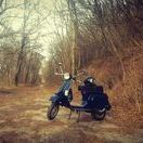 vespa pk, px scooters