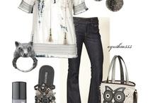 Clothes & accessories I love!