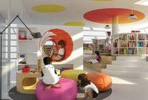 teaching spaces