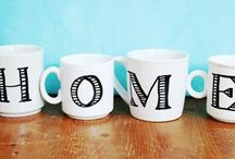 CRAFTS IN WAITING HOME / Home DIY projects / by A Glover