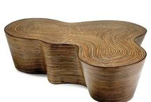 FAB|FURN|WOOD / Contemporary wood furnishing / by A Glover