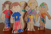 CRAFTS|IN|WAITING|KIDS / Crafts and DIY for children / by A Glover