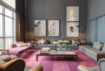 Interior: Residential - General / Exceptional Interior Design / by John Hoskins