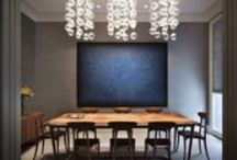 Interior: Residential - Dine / Inviting spaces to eat / by John Hoskins