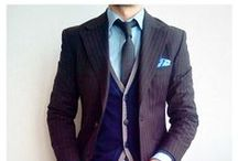 Menswear: General / Men's clothing for all occasions. / by John Hoskins