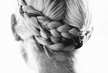 HAIR STYLES / Hairstyle inspirations