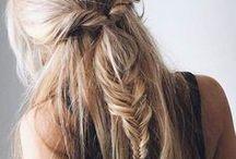 Hair Inspiration + Tutorials