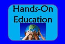 Hands-On Education / This board is for TpT products and other great activities that are hands-on for students. Please try to spread out your pins to no more than 2-3 each day. This board is currently closed to new collaborators.