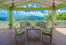 Casa Luna / Our villa, Casa Luna, is located in the prestigious Upper Carolina region of the eastern side of St. John.  Casa Luna offers expansive views of several BVI's, East End and the Sir Francis Drake Channel.  The villa features 5 bedrooms, 4 bathrooms, a pool and a spa.