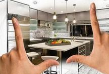 Modern Kitchen Cabinet Projects / Recently completed new kitchens and kitchen remodeling projects in Northern California and the Miami metropolitan area.