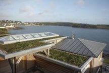 Coastal Living / Coastal living and decor within timber frame homes by Carpenter Oak Ltd.