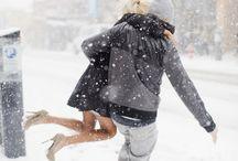 Winter-full / Snow❄️❄️❄️❄️ Rain ☔️☔️☔️☔️ Cold☁️☁️☁️☁️