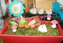 Fairy Gardening Ideas / Fairy Garden design and products