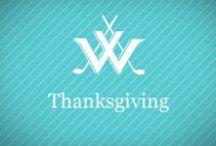 Gobble Gobble. / Thanksgiving Recipes www.willoughbygolf.com