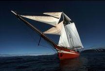 s/v Noorderlicht / s/v Noorderlicht is well suited for sailing around Spitsbergen and the North of Norway.