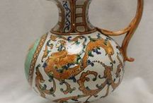 Antique European ceramics / Antique European ceramics