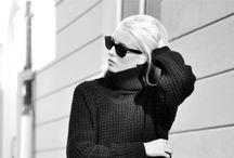 I LOVE BLACK / Fashion & Lifestyle inspiration in Black