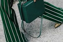 I LOVE GREEN / Fashion & Lifestyle inspiration in Green