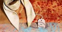 • HAPE • / Textile contemporain HAPE - Avignon, France.  Toutes les pièces sont uniques, nées une par une, dans mon Atelier à Avignon, un véritable laboratoire textile.  Les matières vivent différentes étapes, de la teinture végétale à la confection en passant par la sérigraphie. La variété des savoirs faire permet la conception de pièces uniques, éthiques et sensibles.  - Aurore Pélisson