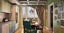 """My Home is My.... / From """"Interior Matters: Confidence to Create Stylish Interiors"""" by Beverly Claridge, creative director of Superframers & The Bank Art Gallery."""