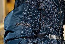 I LOVE SASHIKO & JAPANESE EMBROIDERY STYLE / Japanese embroidery style and Sashiko embroidery