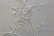 I LOVE MONOGRAMMING / I love monogrammed embroidery
