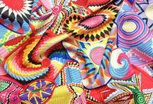 Philip Jacobs  - Tribal - Snow Leopard Fabrics