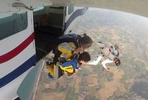 saut en parachute / Saut en parachute tandem proche de Paris